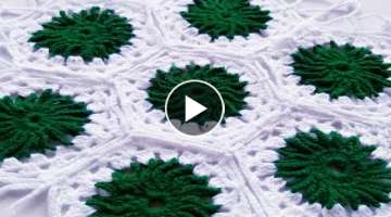WoolenThalposh, crochet table cover