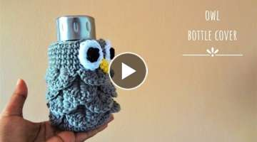 Crocodile stitch Owl