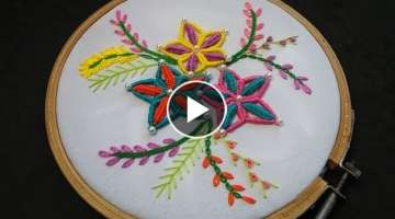 Hand Embroidery - Brazilian Embroidery