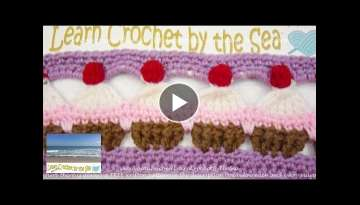 How To Crochet A Chocolate Cupcake