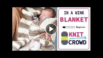 Let's Knit: How to Knit a Baby Blanket