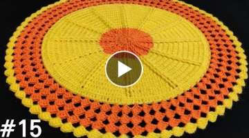 How to Crochet Thaal Cover